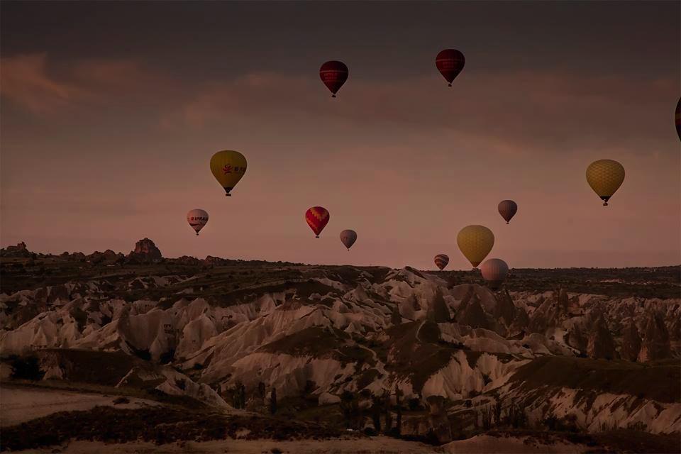 Sufletul prinde aripi în Cappadocia!